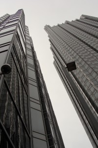 pittsburgh downtown skyscrapper